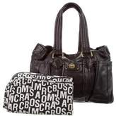 Marc Jacobs Leather Diaper Bag