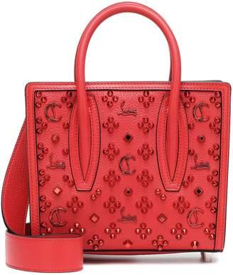 Christian Louboutin Paloma S Mini leather tote