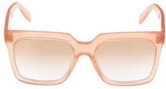 Celine 49MM Oversized Square Sunglasses