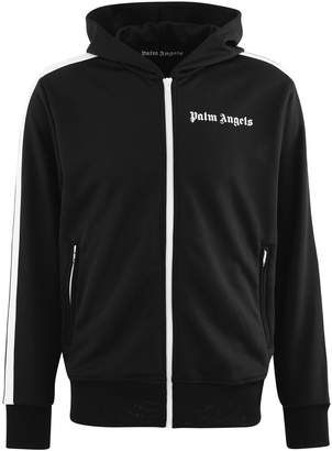 Palm Angels Hooded jogging top