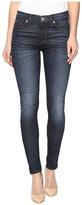 Hudson Nico Mid-Rise Super Skinny Jeans in Malibu Canyon