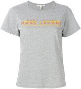 Marc Jacobs logo print T-shirt - women - Cotton - XS