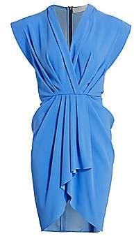 IRO Women's Pleated Cocktail Dress