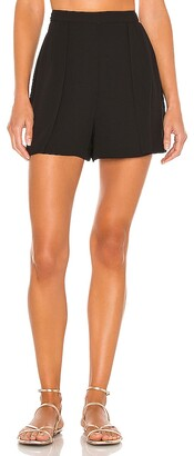 BCBGMAXAZRIA Pleat Short