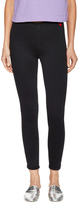 Love Moschino Cotton Mid-Rise Jegging