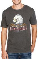 Lucky Brand Jack Daniels Eagle Tee
