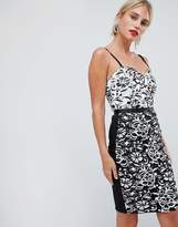 Lipsy Michelle Keegan Love Lace Bodycon Dress