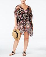 Becca ETC Plus Size Havana Cover-Up