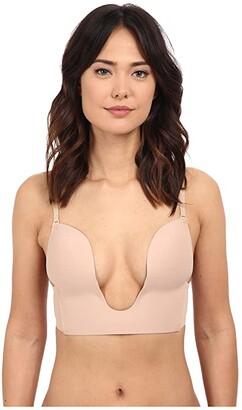 Fashion Forms U Plunge Bra (Nude) Women's Bra
