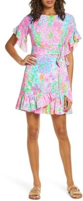 Lilly Pulitzer Darlah Ruffle Dress