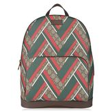 Gucci Chevron Backpack