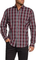 TAROCASH Morgan Check Shirt