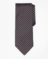 Brooks Brothers Four-Petal Flower Tie