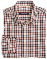 Brooks Brothers Multi Mini Tattersall Sport Shirt