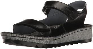 Naot Footwear Women's Zinnia Wedge Sandal
