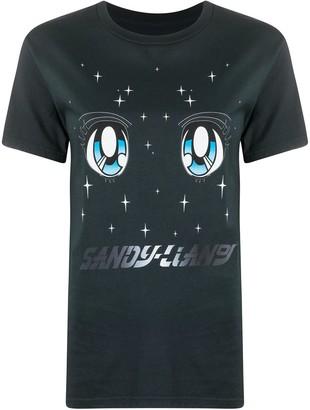 Sandy Liang Comf logo T-shirt
