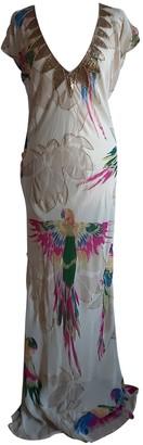 Matthew Williamson Beige Silk Dresses