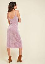 Hello Miss I'll V There Sheath Dress