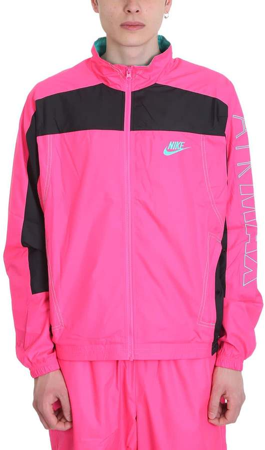 fashion half price great fit Track Pink Polyester Jacket
