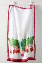 Anthropologie Radish Dish Towel