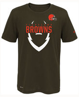 Nike Kids' Cleveland Browns Icon T-Shirt