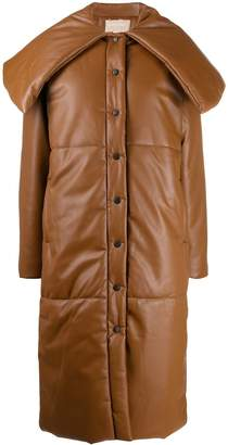 MATÉRIEL oversized puffer coat