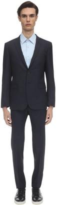 Tonello Single Breast Wool & Silk Blend Suit