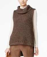 Max Mara High-Low Turtleneck Sweater
