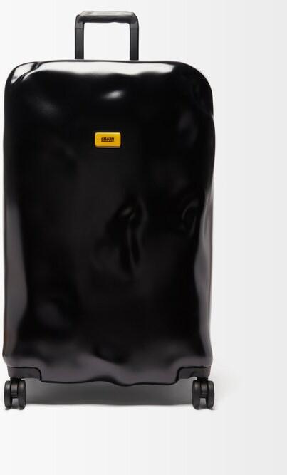 CRASH BAGGAGE Icon 79cm Suitcase - Black