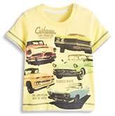 Esprit Baby Boys T-Shirt - Yellow - 6-9 Months