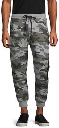 Antony Morato Camouflage Fleece Jogger Pants