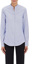 Barneys New York WOMEN'S OXFORD CLOTH SHIRT