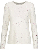 Kain Label Edith Printed Stretch-Jersey Top