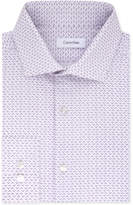 Calvin Klein Men's Slim-Fit Infinite Stretch Untucked Dress Shirt, Created for Macy's