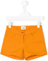 Fendi denim shorts - kids - Cotton/Spandex/Elastane - 2 yrs