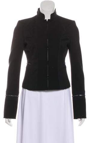 Alessandro Dell'Acqua Embellished Structured Jacket