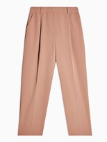 Topshop Suit Trousers - Pink