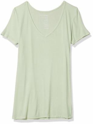 good hYOUman Women's Valerie V-Neck T-Shirt