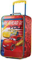 "American Tourister Disney Cars 18"" Softside Rolling Suitcase By"