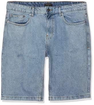 New Look Men's Denim Shorts,(Manufacturer Size:30S)