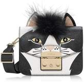 Furla Metropolis Jungle Cat Mini Crossbody Bag