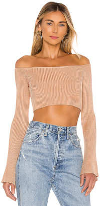 NBD Colombo Cropped Sweater