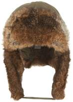 Yves Salomon Aviator Hat