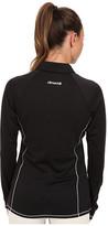 adidas CLIMACHILL® Contrast Flatlock Long Sleeve Polo
