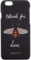Gucci Black Bee Iphone 6 Case