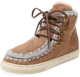 Mou Women's Sheepskin Sneaker