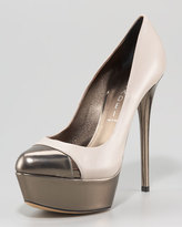 Casadei 100MM LEATHER SPECCIO PUMP