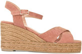 Castaner Blaudell sandals - women - Cotton/Leather/rubber - 39