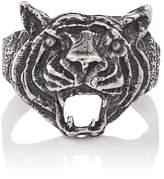 Loren Stewart Men's Tiger Signet Ring