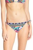 LaBlanca La Blanca 'Tropicali' Tie Sides Bikini Bottoms